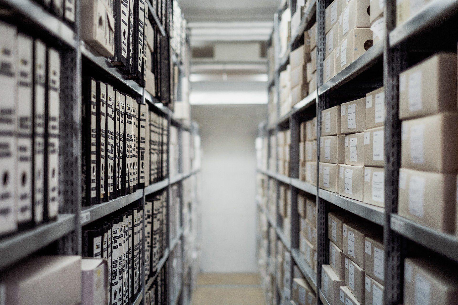 Servicii Arhivare - Depozitarea Arhivelor