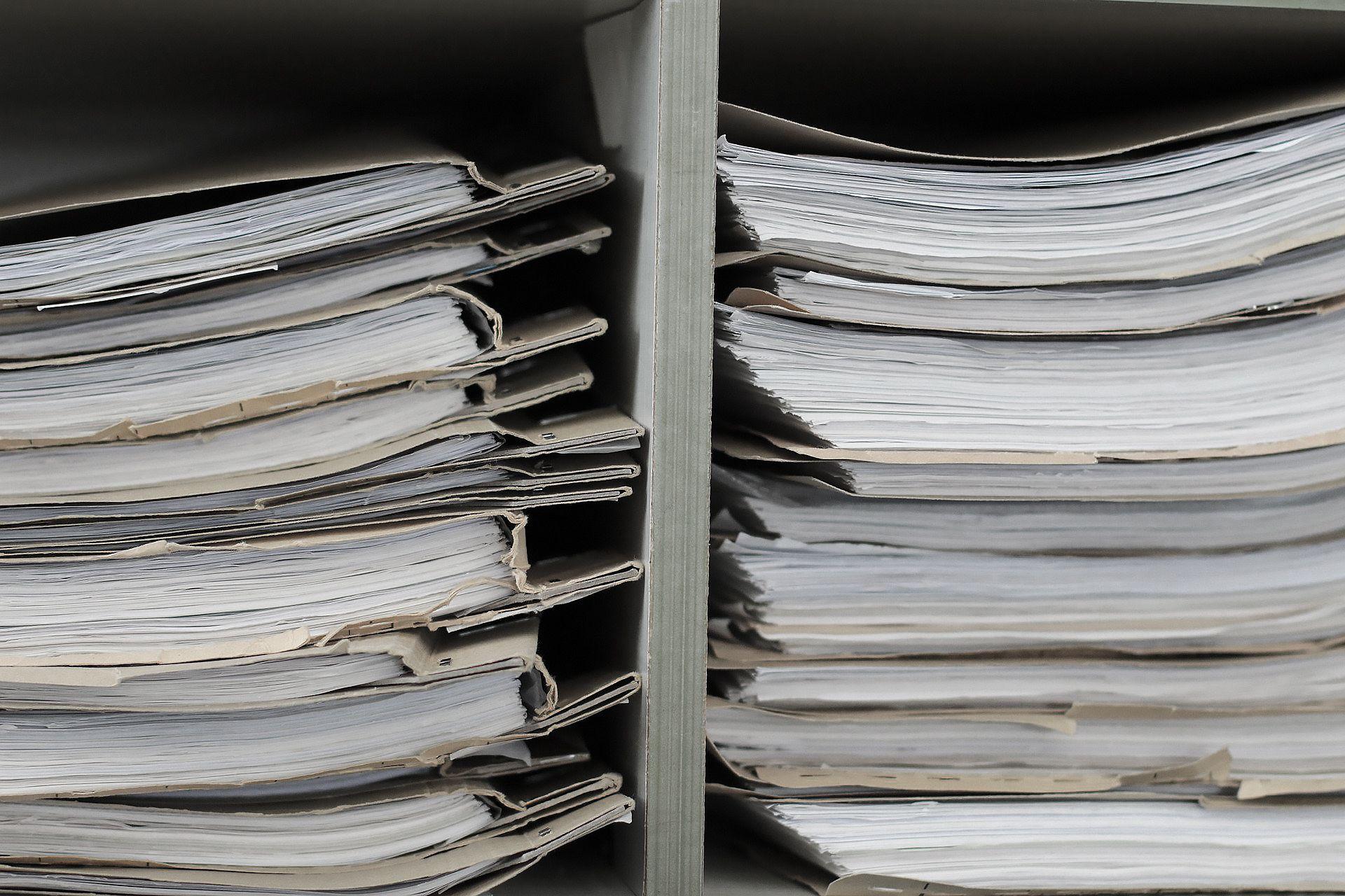 Servicii Arhivare - Servicii de management și accesul la documente și înregistrări